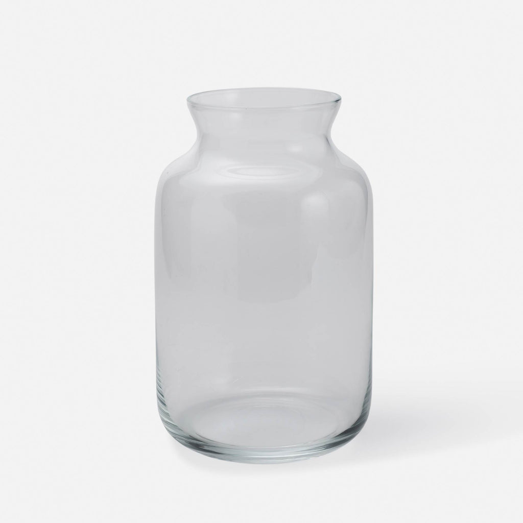 Citta Bernard Collared Vase Clear - Citta Design, INSIDE Hong Kong