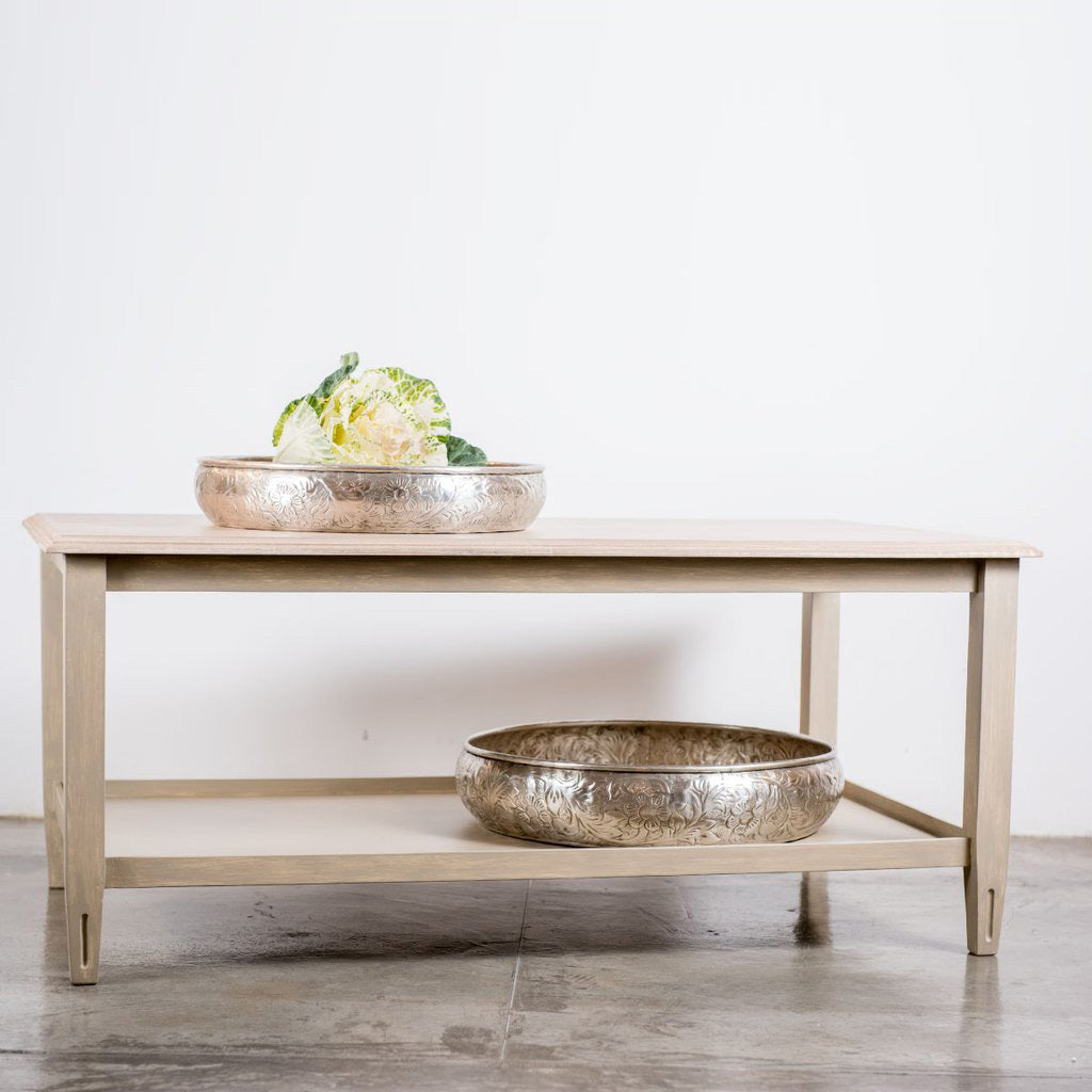 Brighton Coffee Table in  Bleached Nature - INSIDE, INSIDE Hong Kong