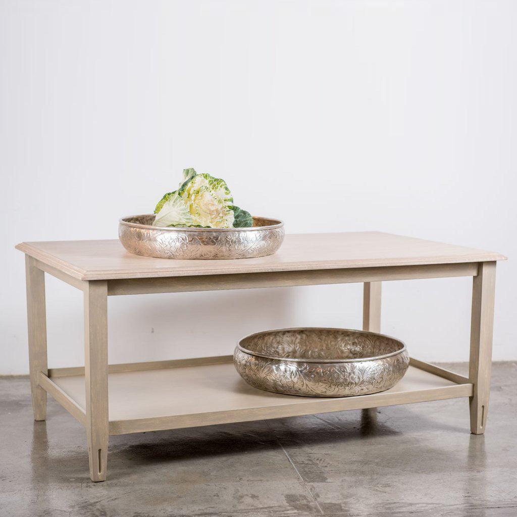 Brighton Coffee Table in  Bleached Nature