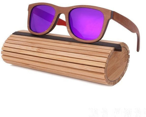 ea40fdf4af ... new arrival Women skateboard wood sunglasses Polarized