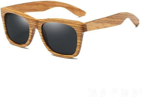 Men Wood Frame Sunglasses eco friendly natural wood ,free shipping ...