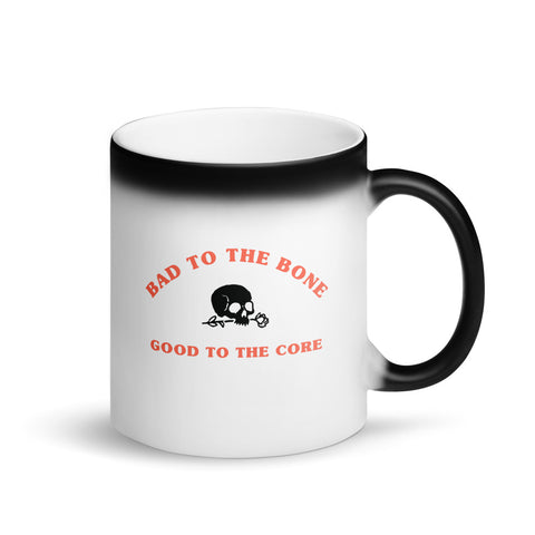 Bad to the Bone Color Changing Mug