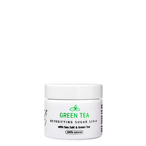 MARK sugar face scrub GREEN TEA