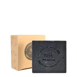 MARK soap with activated charcoal for acne skin