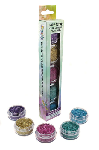 Sparkle Tattoo Glitter Collection Laser