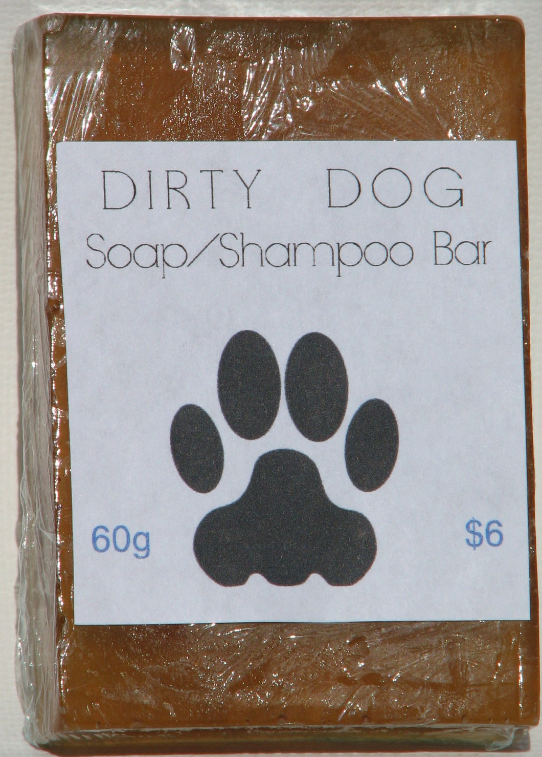 Dirty Dog Soap Shampoo Bar