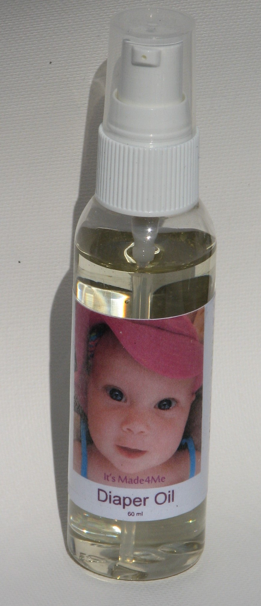 Baby Diaper Oil 60ml