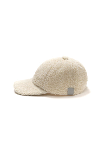 Kids Sherpa Cap | Off-White | OM405