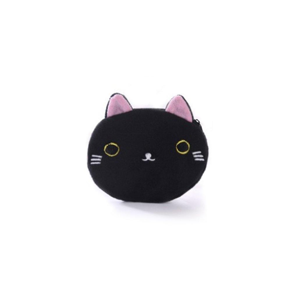 Black Cat Coin Purse - OMAMImini