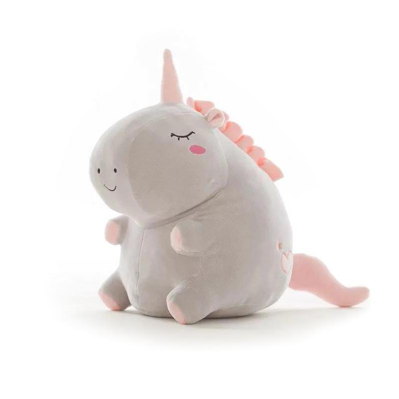Unicorn Plushy | Gray