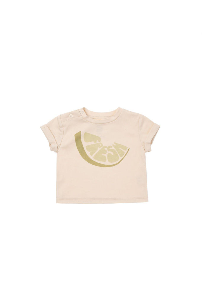 Baby T-Shirt - Olive Fresh | OM434A