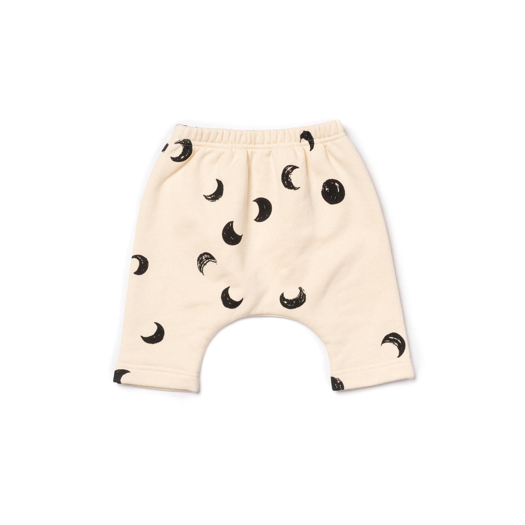 Baby Terry Harem Pants with Print | Off-White OM457