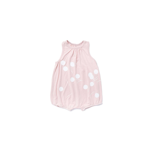 OMAMIMINI:Baby Bubble Romper | Pink OM289