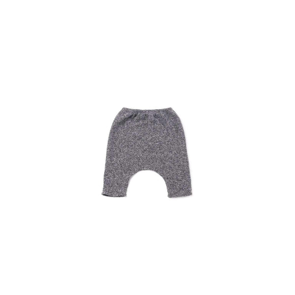 OMAMIMINI:Baby Harem Pants in Brushed Knit | Gray OM340