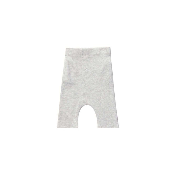OMAMIMINI:Dropped crotch shorts | Heather Grey OM158