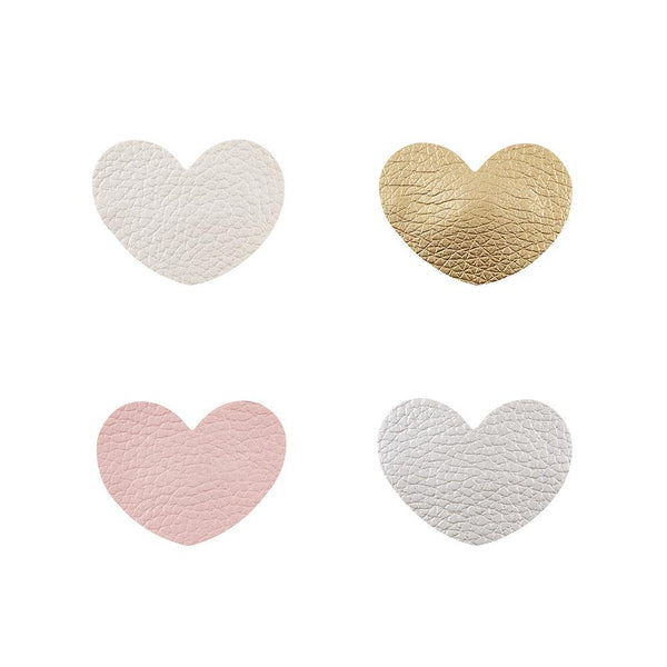Baby Barrette Set | Hearts