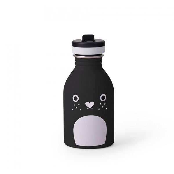 Ricecarrot Water Bottle | Black