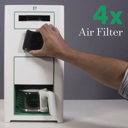 4-Pack Replacement Air Filter