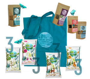 New Great Selection Hamper Bag