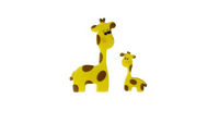 Giraffe Mummy & Baby Cutters - set of 2
