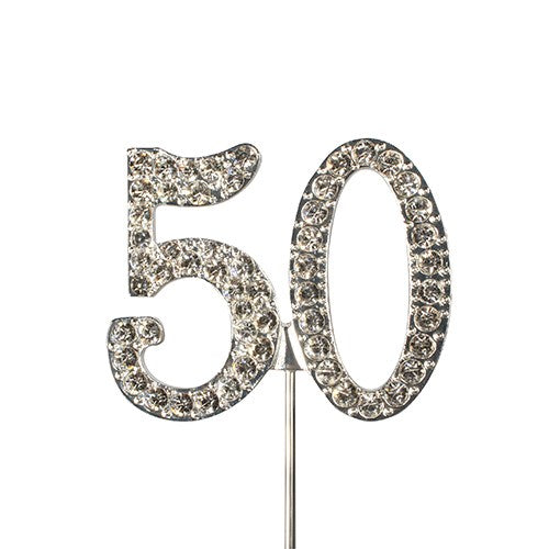 "Diamante Number ""50"""