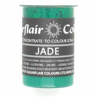 Sugarflair Paste - Pastel Jade Colour 25g