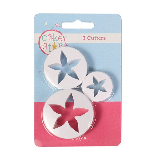 Calyx Cutter 3 Set - Cake Star