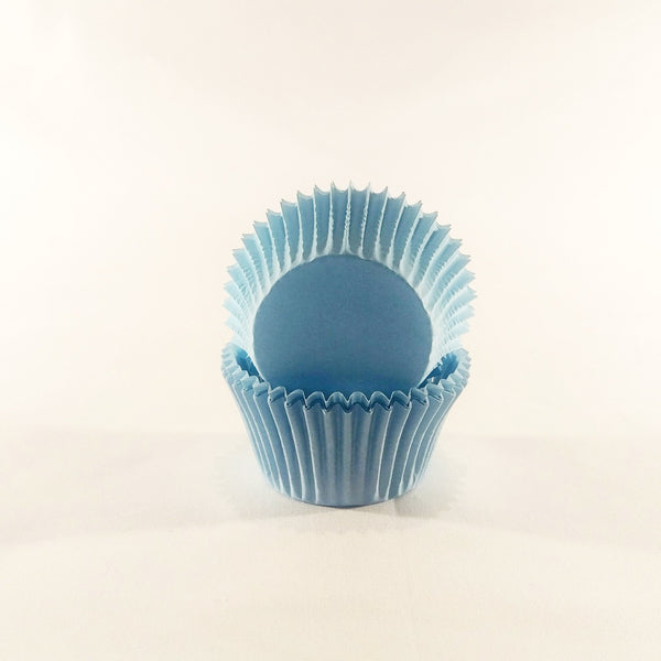 Cupcake Cases (Paper) 60 - Baby Blue