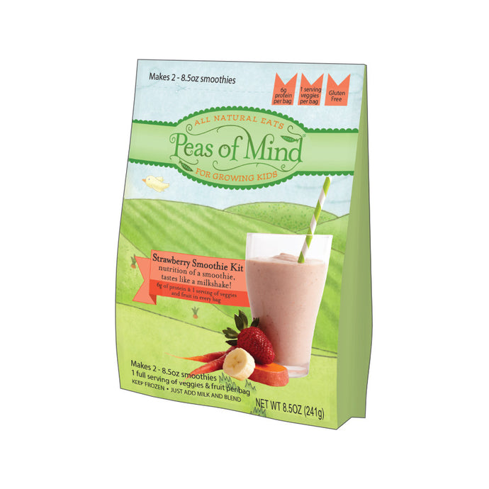Strawberry Milkshake Kit