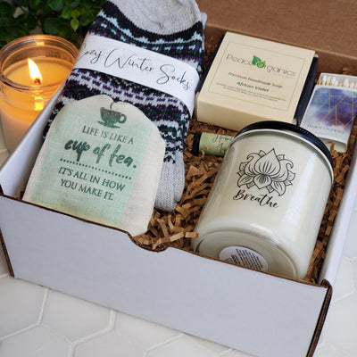 Breathe Relaxation Gift Set