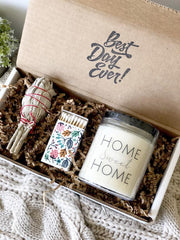 Home Sweet Home Candle and smudge stick Set