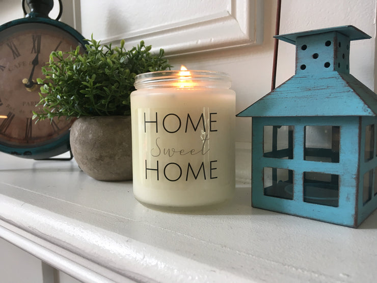 Home Sweet Home | Housewarming Gift | New Home Gift | New Apt | New Condo Gift | Soy Candle Gift | New Apartment | Moving Gift | Relocation