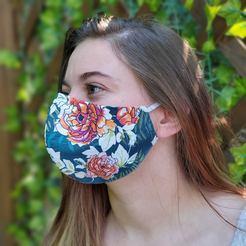 Cotton Reversible Face Mask