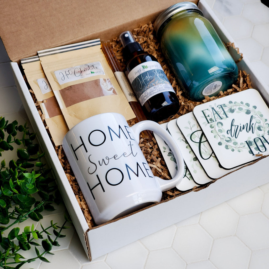 Housewarming Gift | New Home | Congratulations Box | Realtor Gift | Client Appreciation