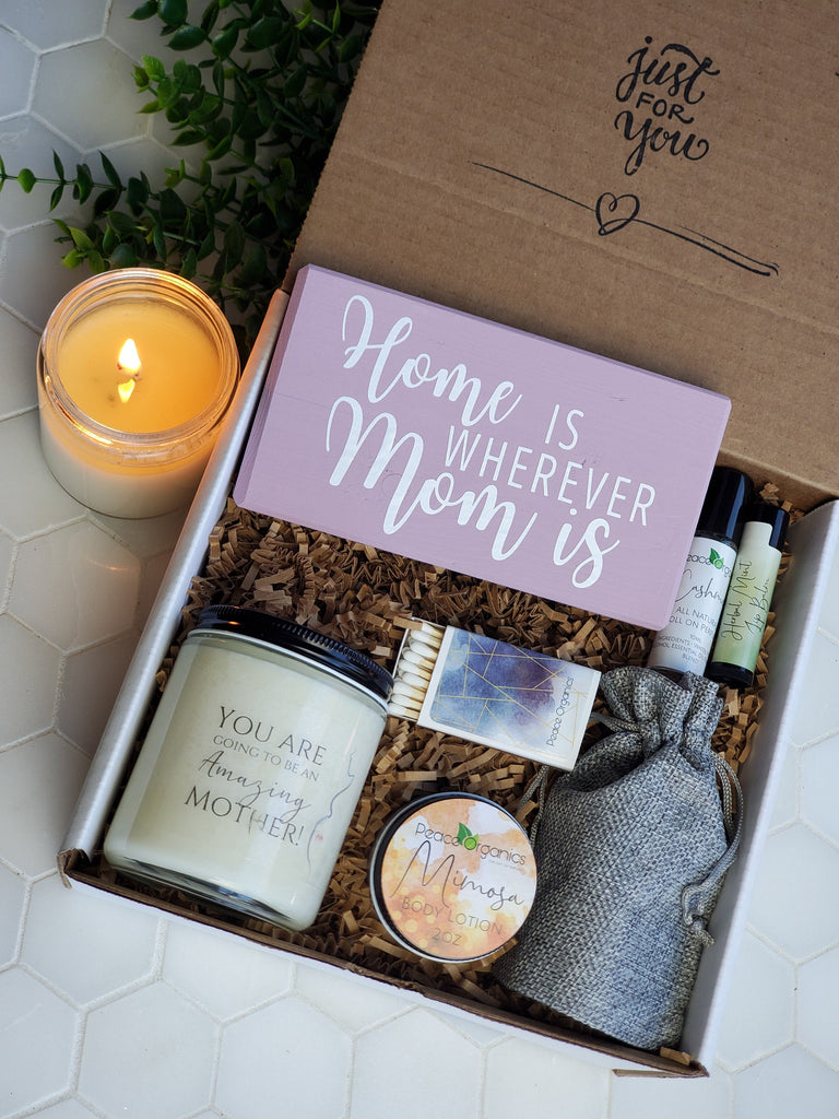 You Are Going To Be An Amazing Mother Spa Gift Box | All-Natural