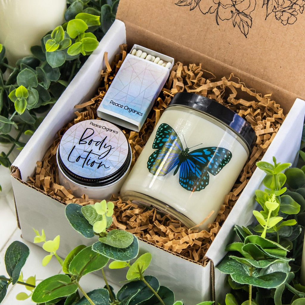 Butterfly Mini Spa Gift Set