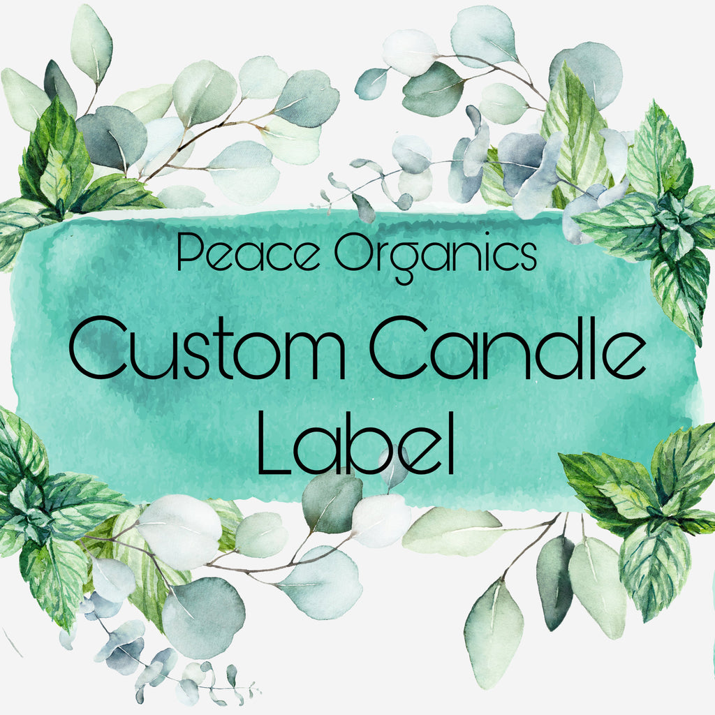Customized Candle Processing Fee