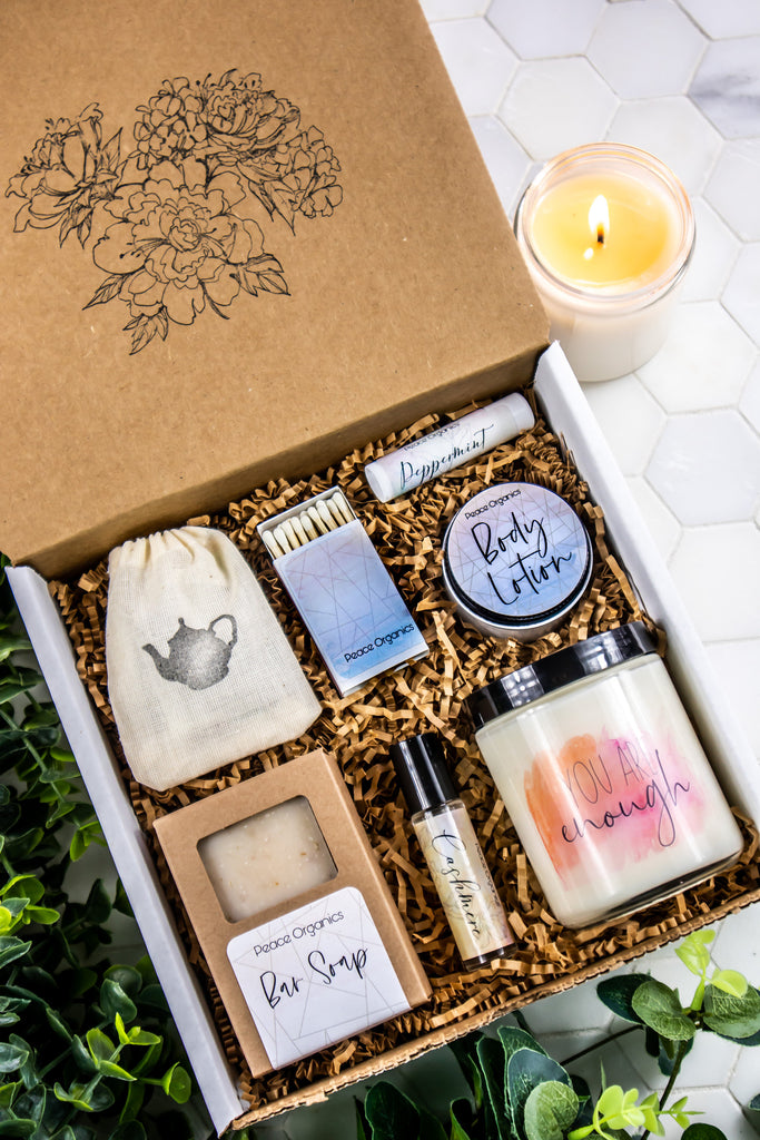 You are Enough Self Care Gift Box