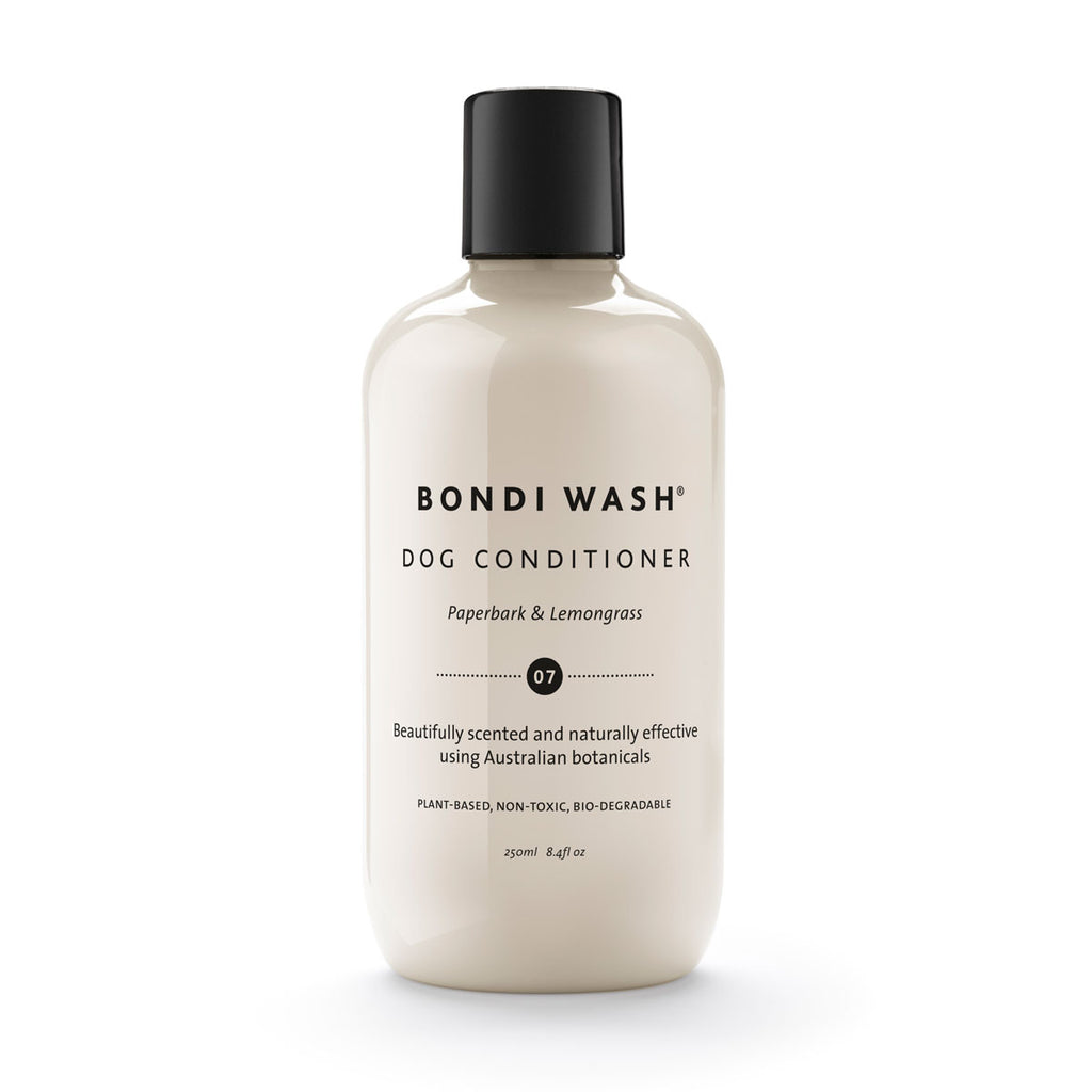 Bali the Dog Bondi Dog Conditioner, the  best dog conditioner, organic and plant based non-toxic dog wash