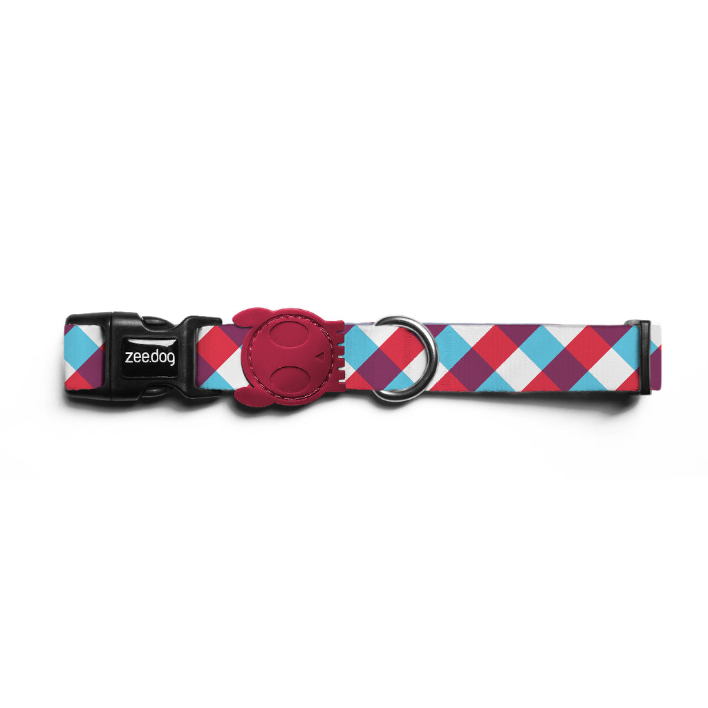 Bali the Dog Gummy Dog Collar koiran kaulapanta in bright lovely colours!