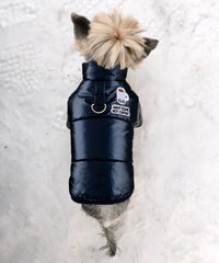 Ski Puffer Jacket - Night Sky