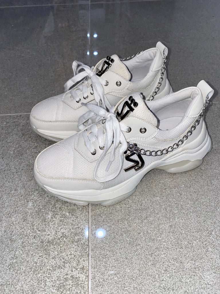 Blanco Trainers