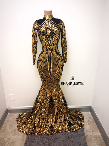 Majesty gown