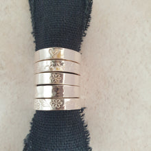 Silver Adjustable Wide Toe Cuff