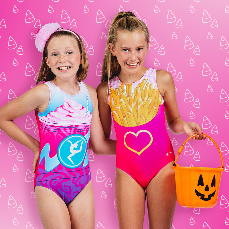 No Tricks Just Treats: Healthy Halloween Snacks and Food Themed Costumes!