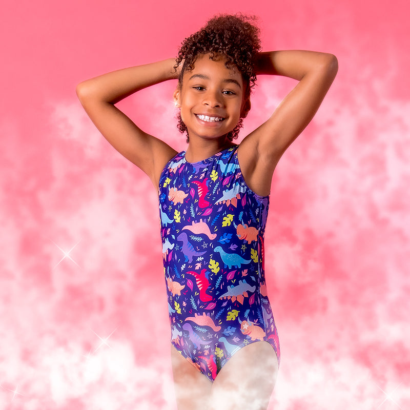 Introducing Destira's New Never Stop Dreaming Gymnastics Leotard Collection