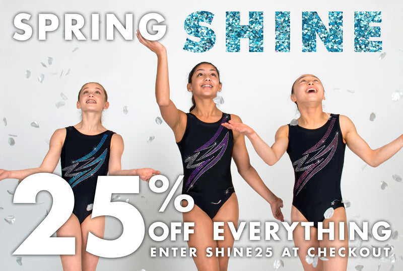 Spring Shine! 25% Off Everything!