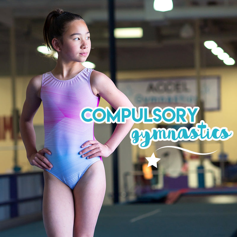 Compulsory Gymnastics: Competing for the first time!