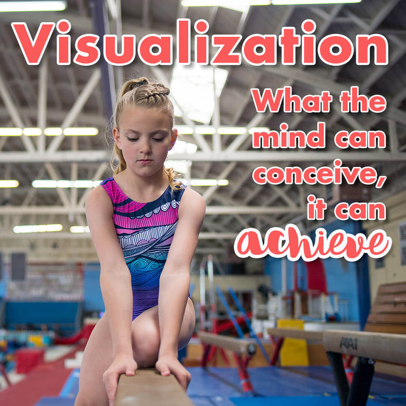 Visualizing:  A tool for every athlete