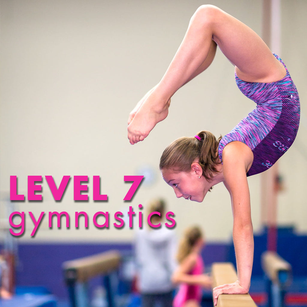 Level 7 Gymnastics What To Know About The Requirements Destira